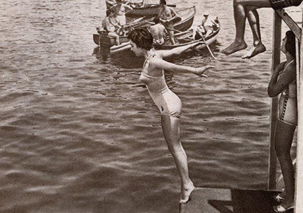 İstanbullular yüzmeyi burada öğrendi: Deniz Hamamları