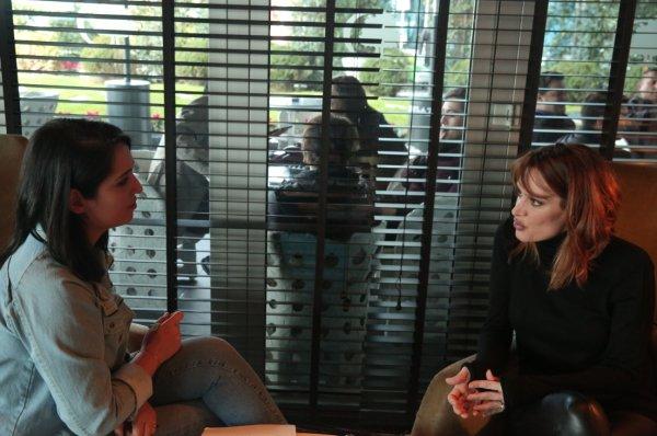 Ebru Cündübeyoğlu ile ilk romanı Ferda'yı konuştuk