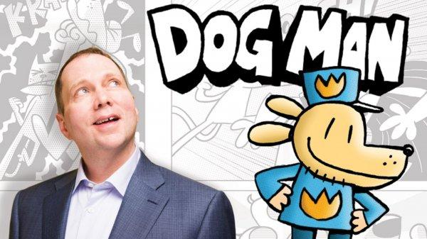 Köpek Adam Tasmasından Kurtuluyor - Dav Pilkey