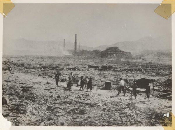 Nagasaki fotoğrafçısı Yosuke Yamahata: 9 Ağustos 1945